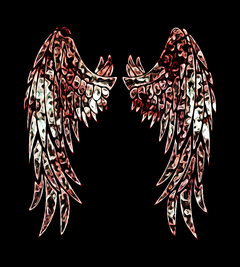 Bruised wings