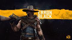 Mortal Kombat 11 Kharacter Guide Erron Black
