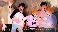 haikyuu in a haunted house 2