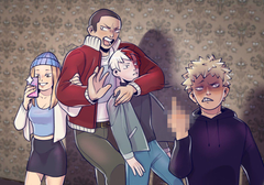 mha in a haunted house 2