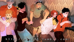 haikyuu in a haunted house 3