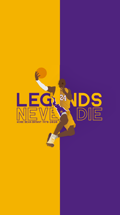 i cant believe its been a year we miss you Kobe