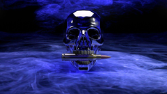 skulls and bullets