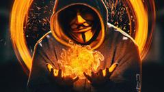 Fiery orb anonymous