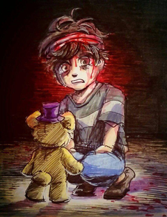 Fnaf crying child
