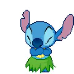 hehe another gify of STICH
