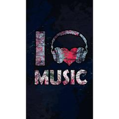 I LOVE MUSIC ITS A KIND OF VIBE THAT I LOVE