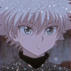 killua the hot boy