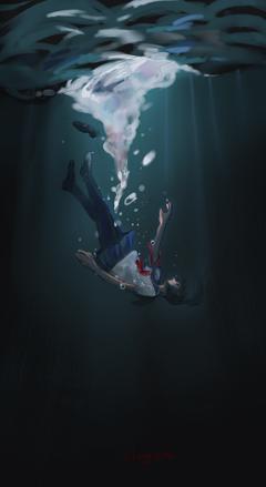 yandere chan drowning yandere simulator