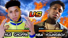 nle choppa vs me