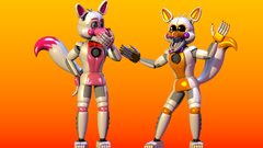 funtime foxy and lolbit