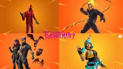 Fortnitemares wallpaper wallpapergate com