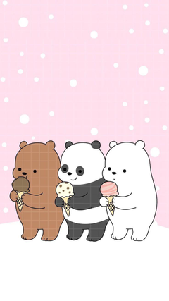 This is from a show hope you like it CUTE BEARS