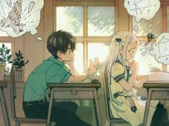 Hanako kun at SCHOOL