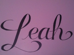 To my new best friend Cutegirl Leah