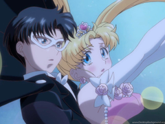 Sailor Moon And Tuxedo Mask Wallpapers posted by Ethan Sellers