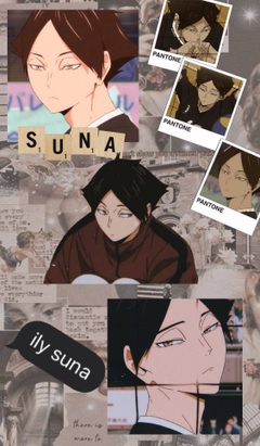 Suna collage I made this