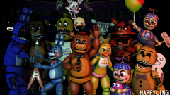 Five Nights at Freddy s Wallpapers Click Freddy s Nose on the