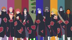 Naruto Akatsuki clan