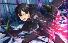 Duel wielding kirito SAO season 3