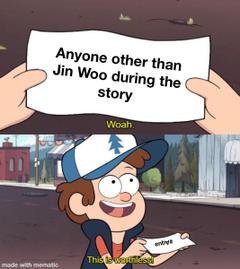 Solo leveling meme 2