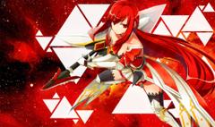 The Crimson Grand Master