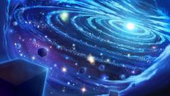 A Galaxy Of Cubes And Circles