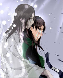 Neji and Tenten so sad