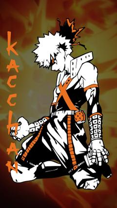 Bakugou Kacchan