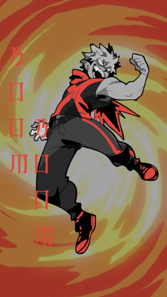 Bakugou MHA