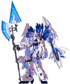 Unicorn Gundam perfectablity