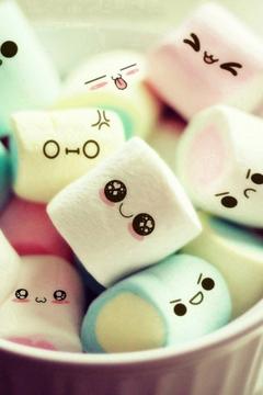 hi there im a new born marshmallow