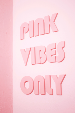 pink vibes i felling myself