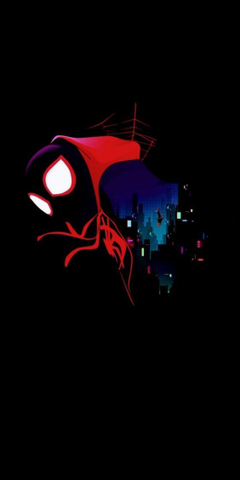 Spider Man Miles Morales artwork