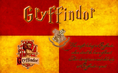 griffindor all the way
