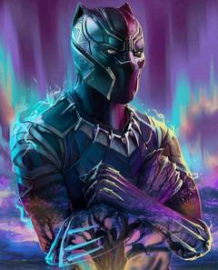 Black panther Marvel Wakanda