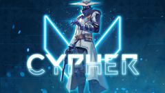 Valorant Cypher HD Wallpaper