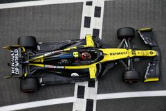 British GP Esteban Ocon Renault