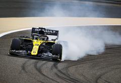 Bahrain GP Daniel Ricciardo Renault