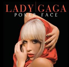 Lady Gaga Poker Face Single