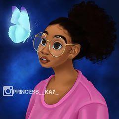 Butterfly Melanin