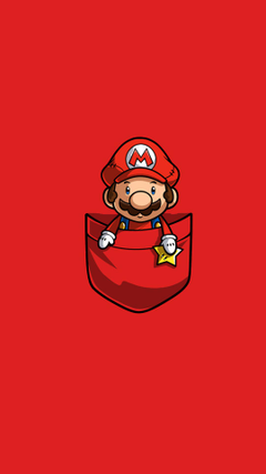 I just remember this is mArIo