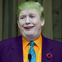 trunker hahahaha as the joker
