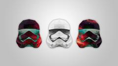 stormtrooper artisic wallpaper