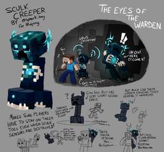 warden creeper