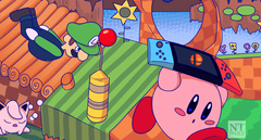 kirby steal the switch