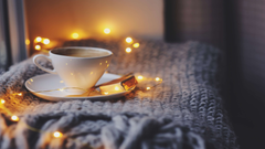 cafe in bed