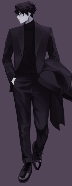 THIS IS FOR YOU SAKUSA LOVERS sakusa in a suit