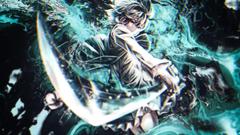 Wallpapers of Anime Girl Touhou Sword Katana backgrounds