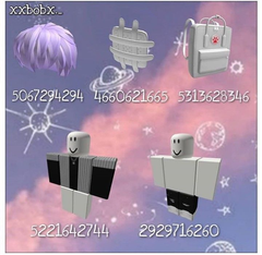 Aesthetic Boy Roblox Codes